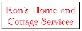 Ron's Home and Cottage Services