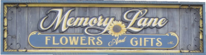 Memory Lane Flowers and Gifts